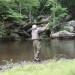 Nantahala River Lodge - Great Smoky Mountains Trout Fishing in Calderwood Lake