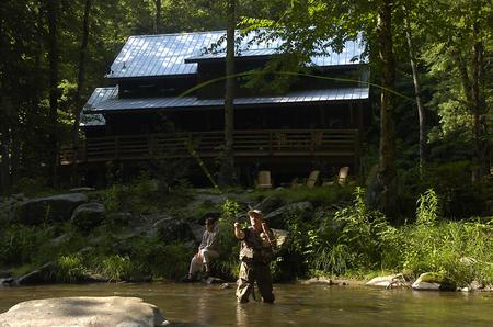 Photo gallery nantahala cabins smoky mountain cabins for The cabins at nantahala