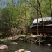 Nantahala River Lodge - Fishing for Trout in the Front Yard in a Trout Unlimited top 100 rated Trout Stream