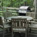 Nantahala River Lodge - Grill and dine on the deck overlooking the Nantahala River