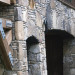 Nantahala River Lodge - Stone arches created from Reclaimed Stone from the Old Family Farm