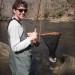 Nantahala River Lodge - First Fly Rod catch in the Nantahala River. Great Trout Fishing
